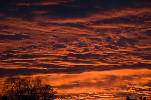 morning skyline sunrise fire morningsunrise