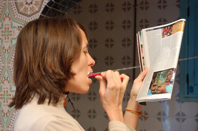 brossage de dents flickr photo sharing. Black Bedroom Furniture Sets. Home Design Ideas