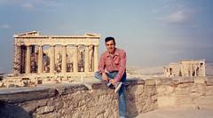 Viajes: Atenas, 1993.