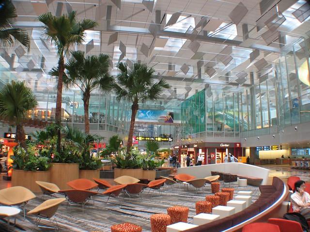 Singapore Airport Terminal 3