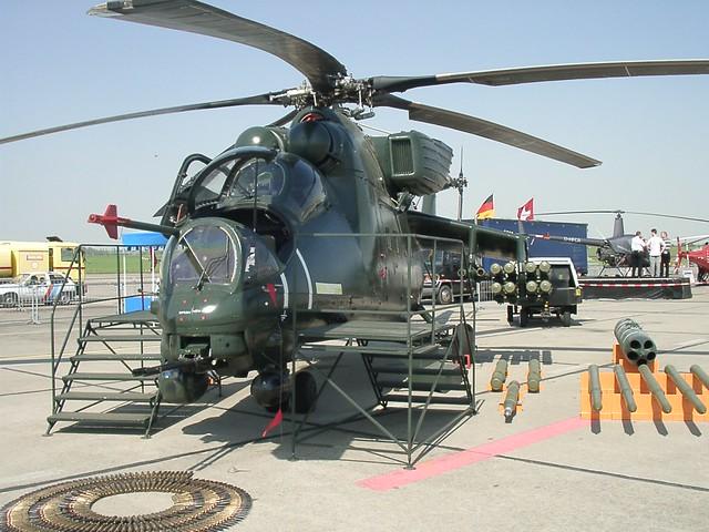 Mil Mi-35 M