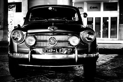 600 Things To Remember (Fiat 600 Lecce - Salento)