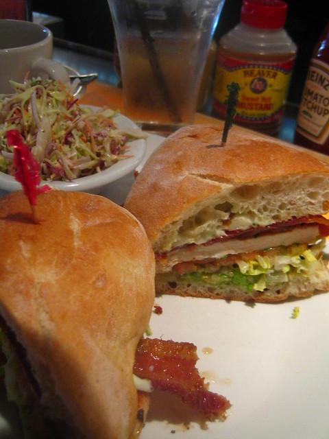 Cobb sandwich | Explore rick's photos on Flickr. rick has up ...