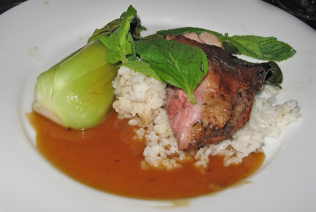 Green Tea-Smoked Duck Breast with Asian Plum Sauce | Flickr - Photo ...