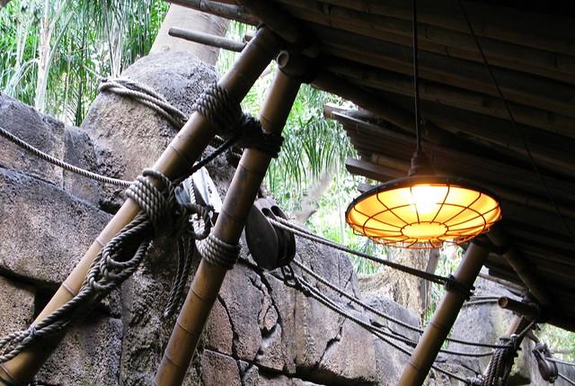Indiana Jones Adventure Queue