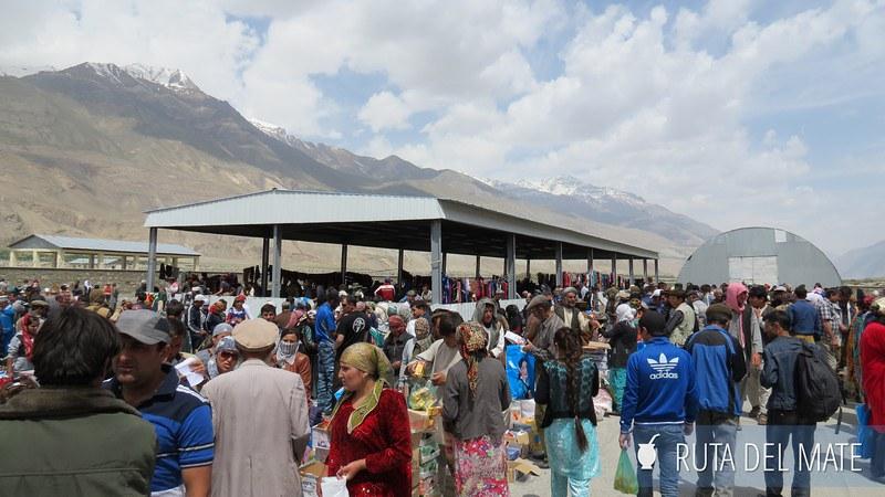 Mercado afgano Ishkashim (7)