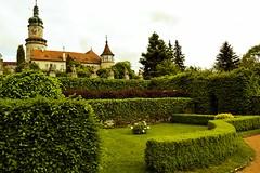 Czech Republic - Nové Město nad Metují  & Konopiště castle
