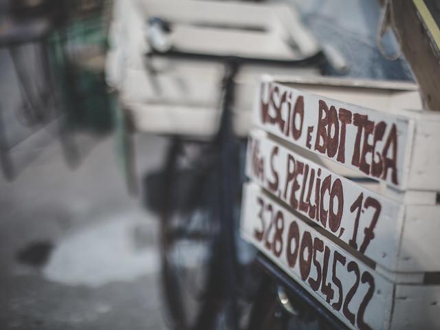 Uscio e bottega _ #30/100 Bike Project