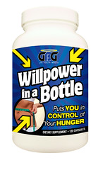 Willpower in a Bottle