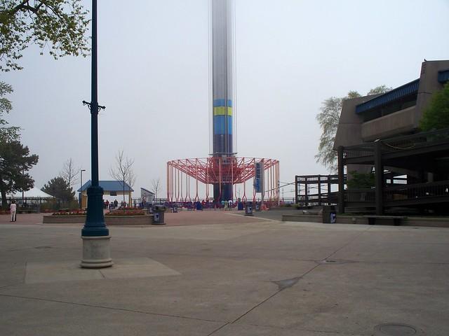 Cedar Point - WindSeeker