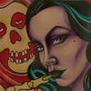 Vampira by Big Daddy Tray All artwork for