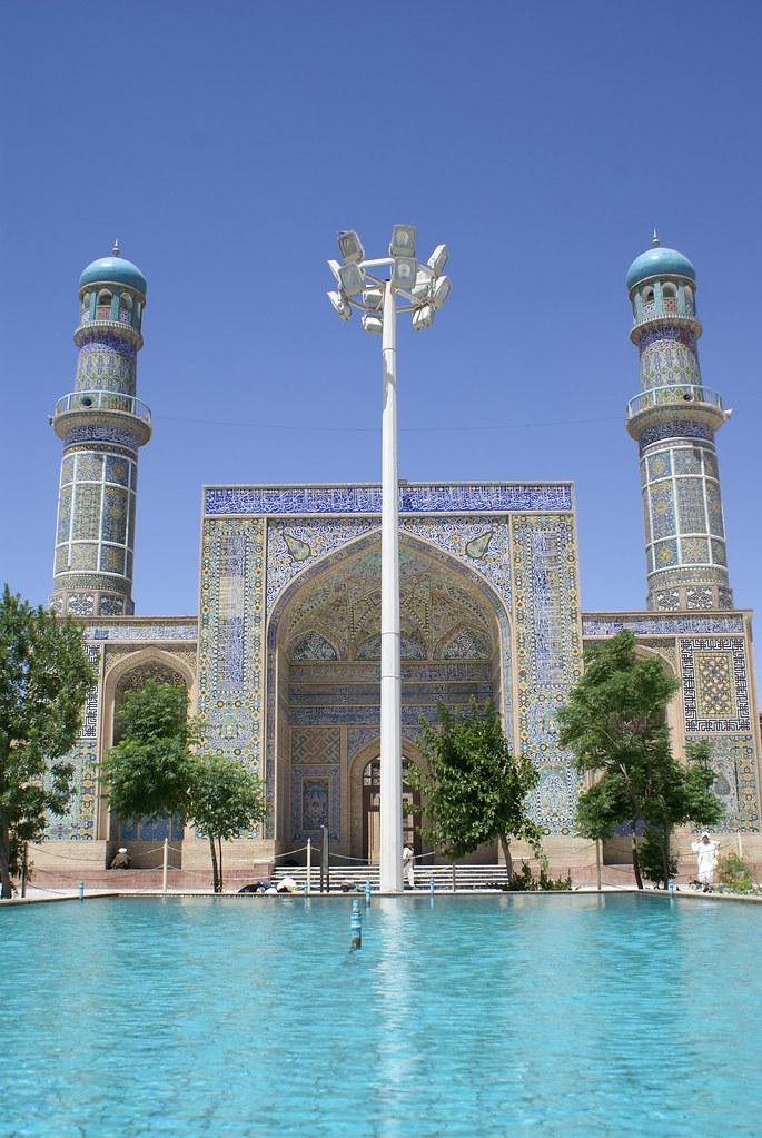 Herat Masjid Afghanistan