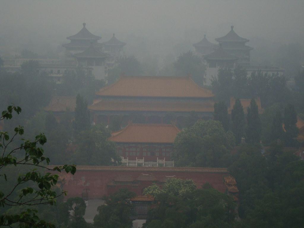 that's not mist or fog