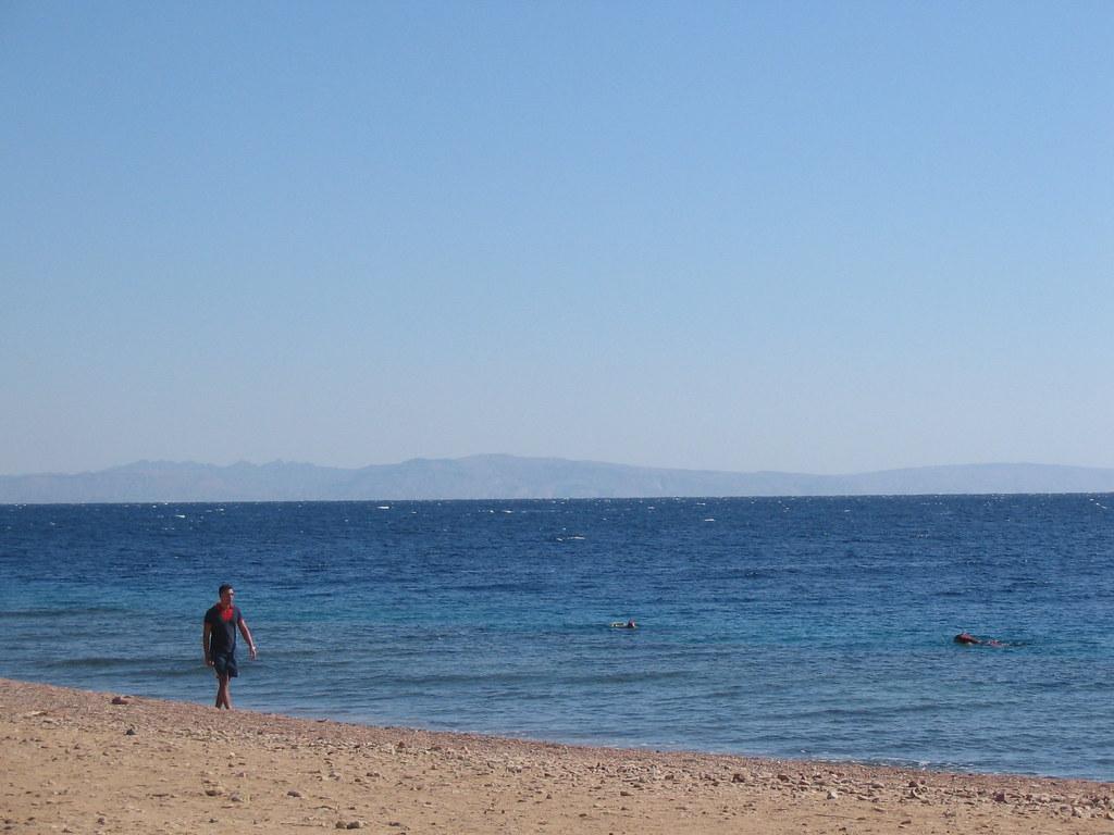 dahab beach egypt
