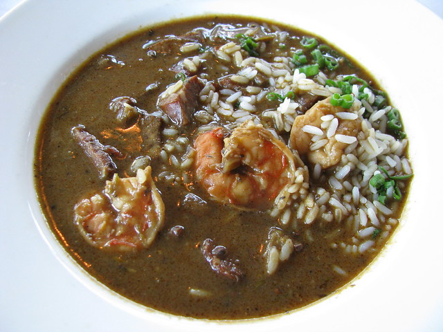 Seafood & Andouille Gumbo | Flickr - Photo Sharing!