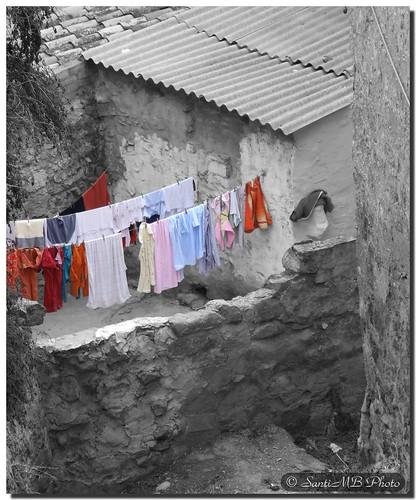 Colour clothes / Ropa de color