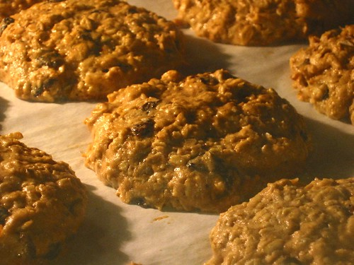 Oatmeal-Raisin Cookies 2