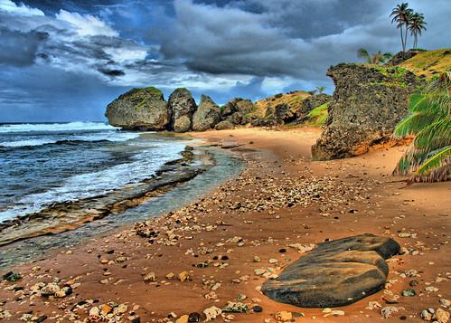 travel vacation holiday beach rocks getaway barbados caribbean bathsheba soe hdr nikkor18200mmvr golddragon abigfave impressedbeauty superbmasterpiece wowiekazowie nikond300 ©jeffrclow