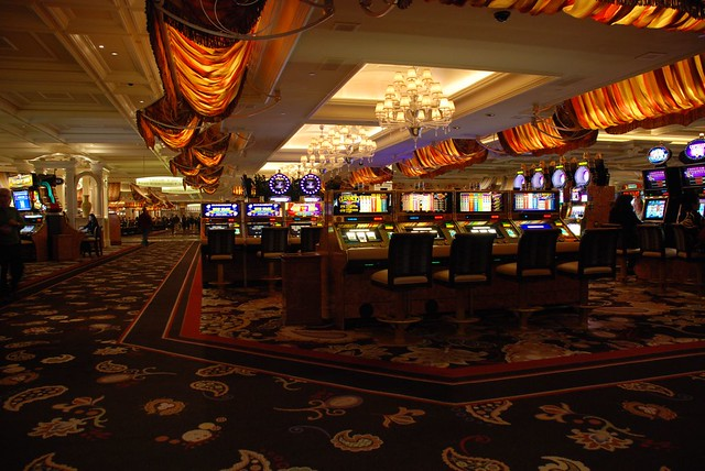 Bellagio slot finder