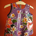 Oilcloth Smock-Purple