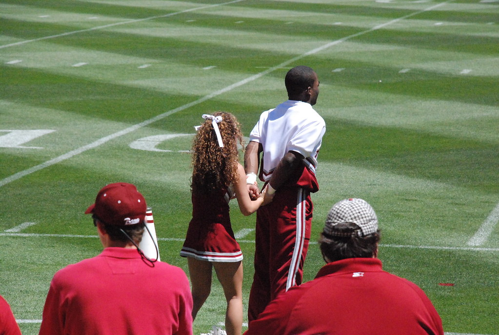 Alabama football A-Day game 2008 - 031