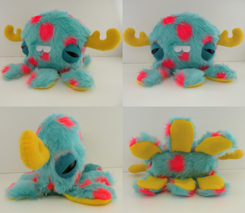Baby Monstroctopus- Pomby