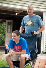 Aaron and Grandpa