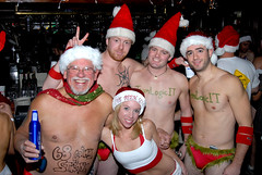 016 Santa Speedo Run 2007