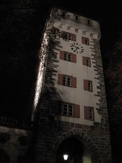 Bild von St. Johanns-Tor. gate basel