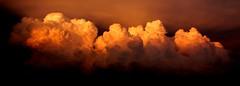 cloud, sunlight, smoke,