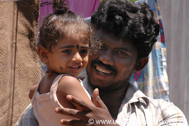 Proud Indian Father - Kerala, India