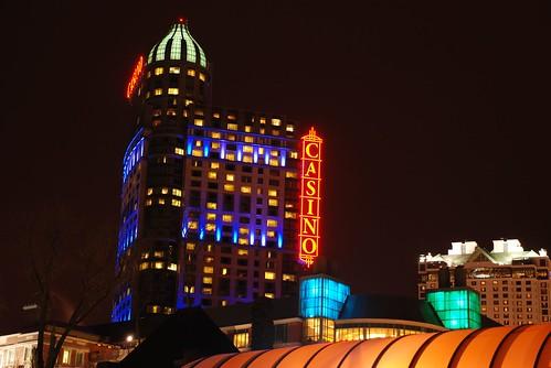 Niagara Falls view casino