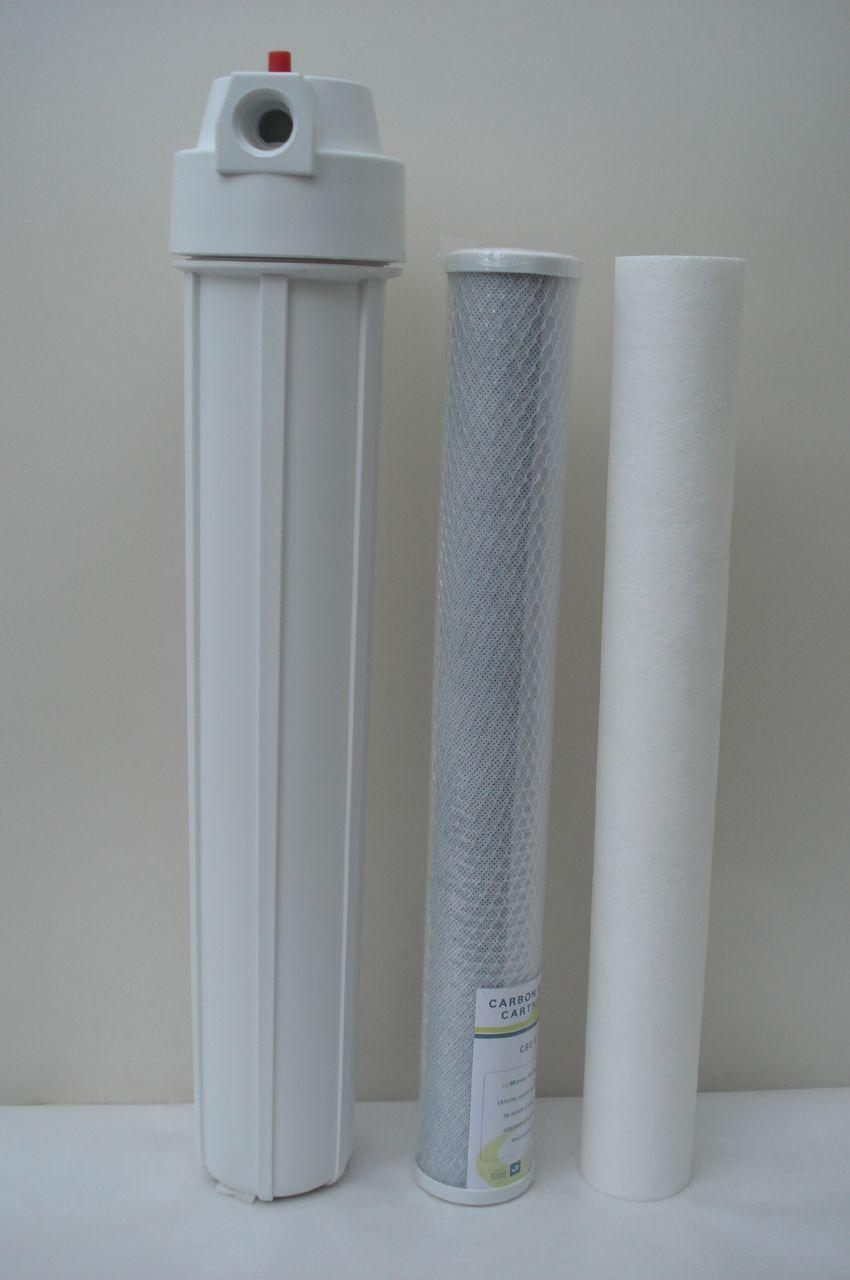 Filtro de gua para entrada da casa purificador alta for Filtro agua casa