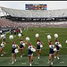Cheerleaders in Beaver Stadium