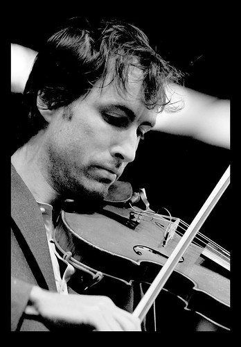 "Andrew Bird at the University of Chicago's ""Summer Breeze"""
