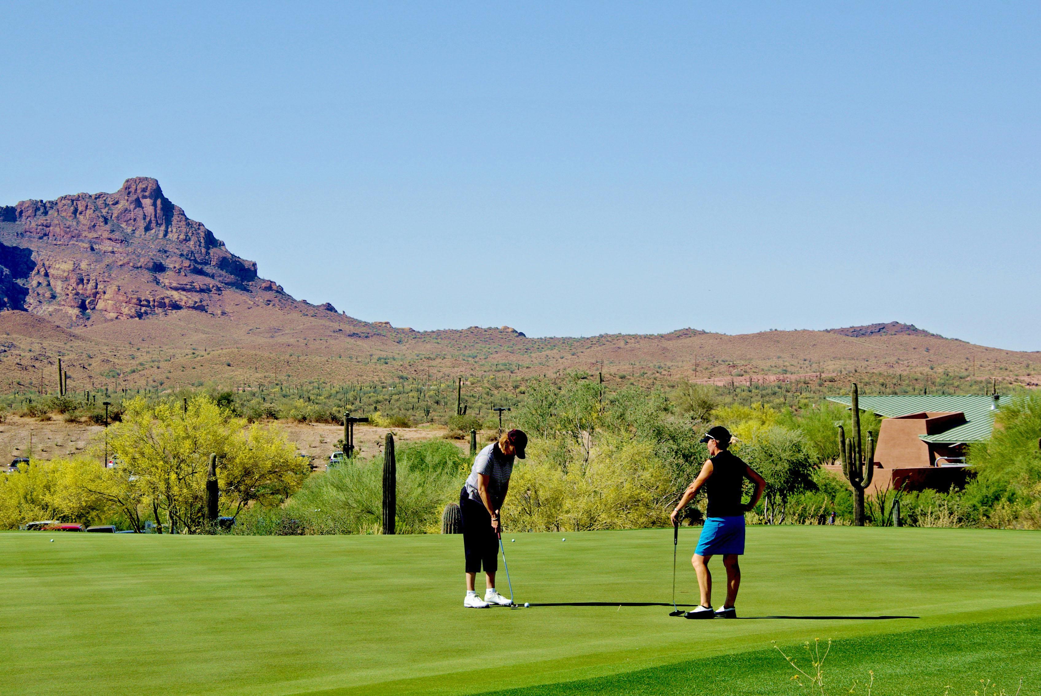 Mcdowell Mountain Golf Course Tour