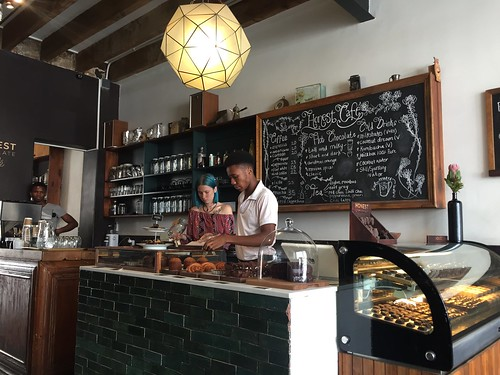 Honest Chocolate Cafe, Cape Town