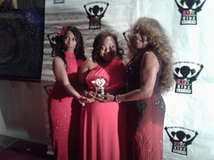 These women ARE awarded the night!