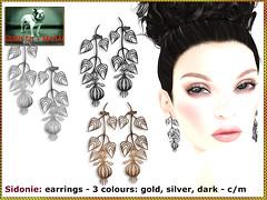 Bliensen - Sidonie - earrings