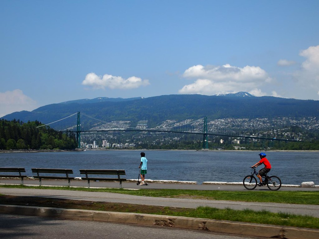 Stanley Park @ Vancouver