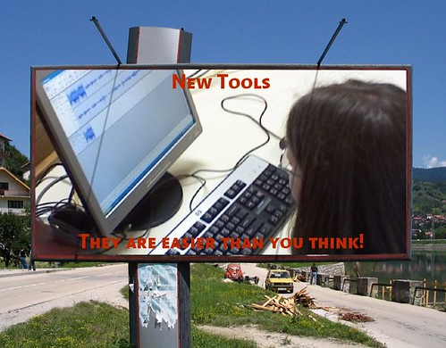 Educational Technology:  New Tools