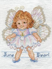 June (Pearl) Fairy