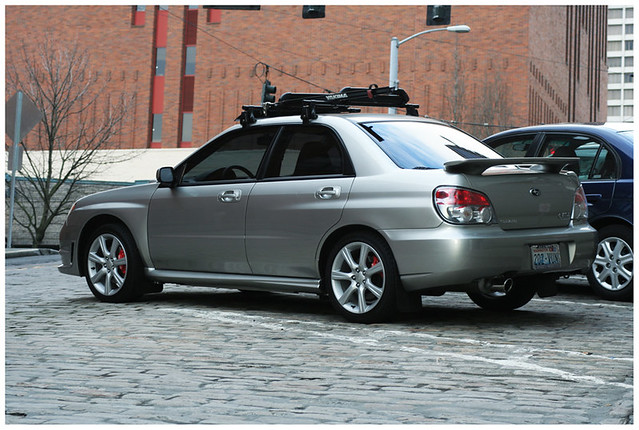 Roofing Subaru Roof Rack