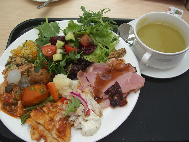 Soup and Main - RACV Club Conservatory Buffet