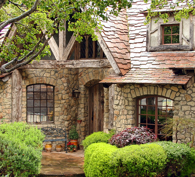 The Fairytale Cottages Of Carmel Flickr Photo Sharing