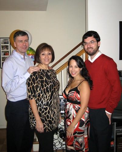 Ericka's Family 2008