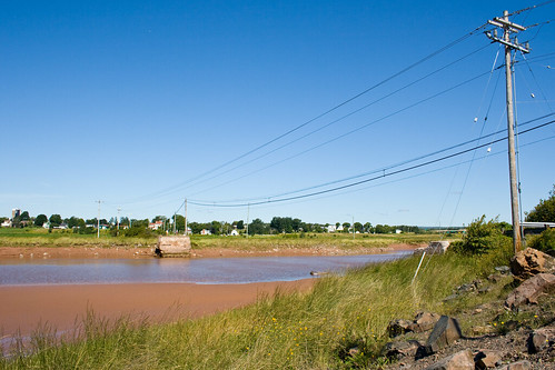 canada nova river geotagged novascotia tide scotia truro tidal tidalbore bore geo:lat=4537237808 geo:lon=6332420826