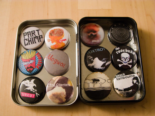 Button Collection 1