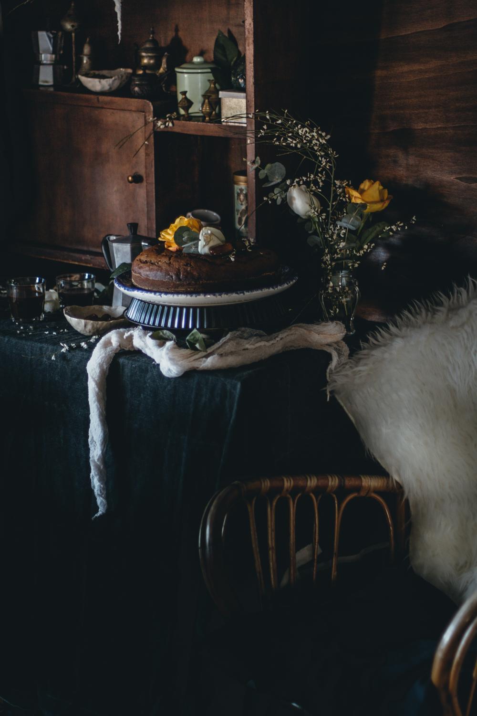 Finnish Date & Coffee Bundt Cake   Lab Noon by Saghar Setareh-21