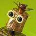 robot sculpture * MUM by Reclaim2Fame